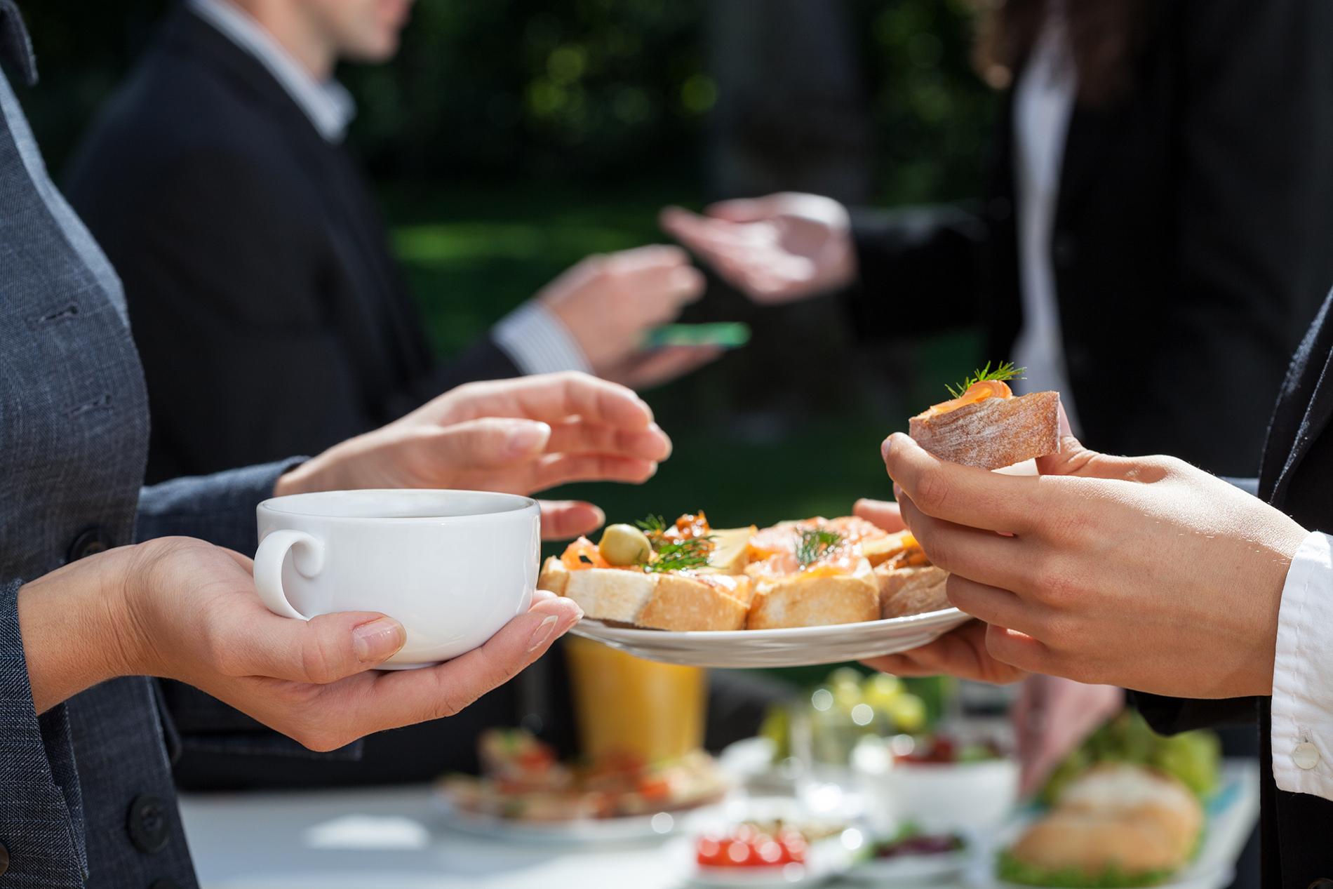 Catering para celebraciones en Madrid