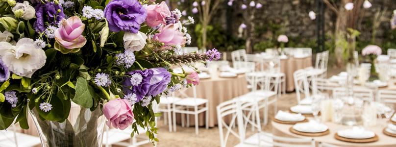 Tendencias en catering de bodas