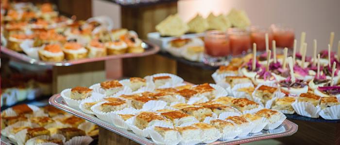 Aspectos unicos en el catering de empresa