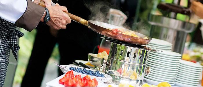 6 tipos de catering más habituales