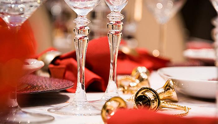 Consejos para el catering en Navidad