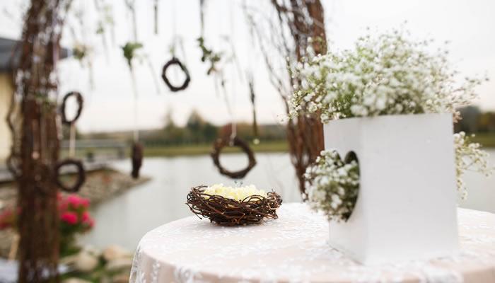 Ventajas de celebrar la boda en otoño