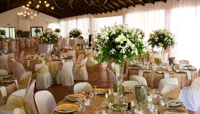 Tips para organizar el banquete de boda