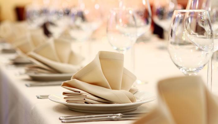 Consejos organizar banquete de comunión