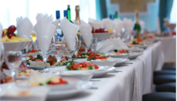 Cómo elegir menú de boda