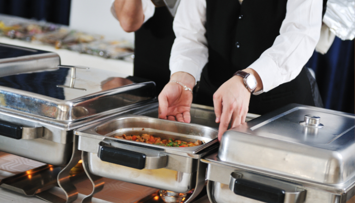 Catering realizacion eventos deportivos