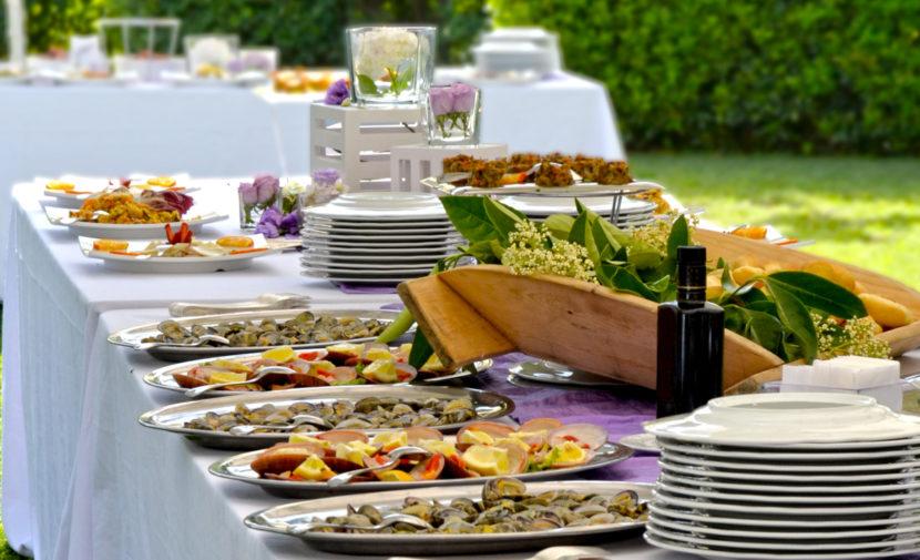 Menús preparados para celebraciones