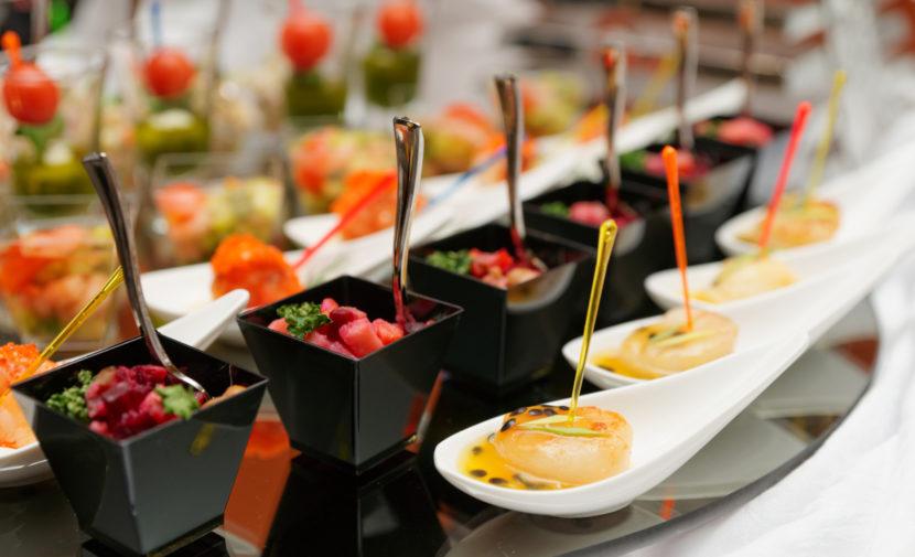 Tipos de catering que triunfan